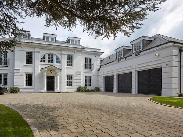 Exterior painters in Esher