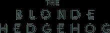 The Blonde Hedgehog Logo